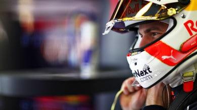 Red Bull, Max Verstappen non si fa illusioni sul 2021