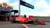 Ferrari, la presentazione del team in diretta streaming
