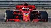 Sainz, la gioia e l'orgoglio di vestirsi Ferrari