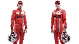 Presentazione Ferrari 2021: Leclerc: