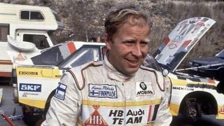 "Addio aHannu Mikkola, mitico ""Finlandese Volante"""
