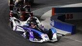 Formula E, gli incidenti: Lynn decolla su Evans, Dennis critica Wehrlein