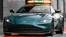 Aston Martin Vantage, Safety Car ufficiale F1 2021