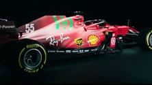 Ferrari SF21: la nuova monoposto per il Mondiale 2021