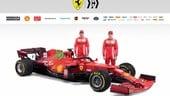 Ferrari SF21, le foto ufficiali