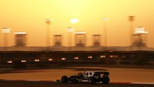 Test Bahrain 2021, le foto del day 2