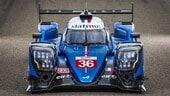 Alpine presenta la A480 e la line up per WEC e Le Mans