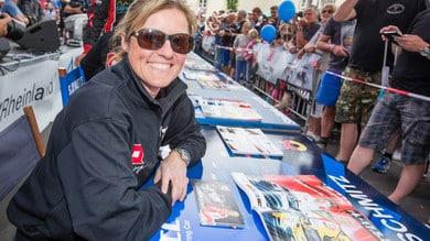Sabine Schmitz, addio per sempre alla Regina del Nurburgring