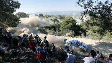 WRC, salta il Cile per il Covid, il mondiale torna all'Acropolis