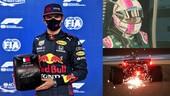 Qualifiche GP Bahrain: dalla super pole di Max alla delusione di Vettel FOTO
