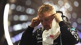 """GP Bahrain, Bottas parla: """"Ho dovuto pensare più a difendere che ad attaccare"""""""