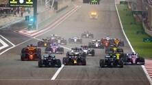 F1: guarda la partenza e l'arrivo del GP del Bahrain