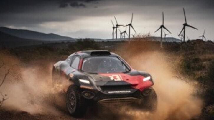 Extreme E, il campionato dei SUV elettrici in onda su Mediaset