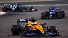 Ricciardo contento a metà: 'Devo migliorare sul passo gara'