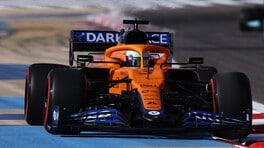 GP Bahrain, McLaren: Ricciardo ha corso con il fondo danneggiato