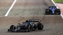 Berger, Vettel conferma di non amare la pressione