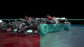 Mercedes W12: l'analisi
