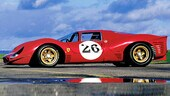 Ferrari 330 P3, l'auto da corsa più bella di sempre