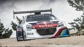 Peugeot 208 T16 Pikes Peak: la regina di Loeb