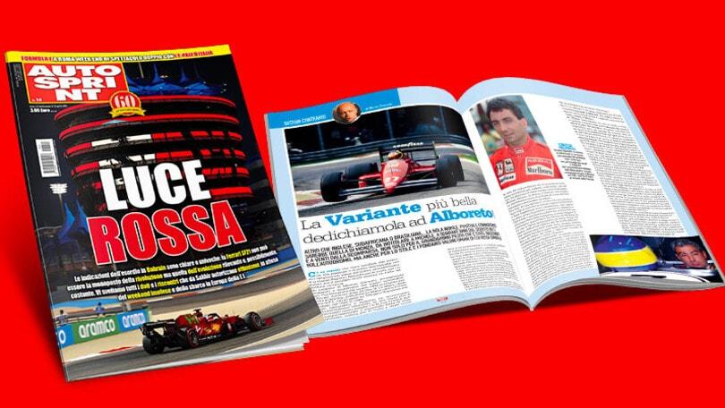 L'editoriale del direttore: FE a Roma e F1 a Imola: che Italia!