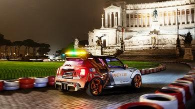ePrix Roma, MINI elettrica Safety Car al debutto