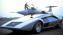 Lancia Stratos Zero, il prototipo della Regina dei rally
