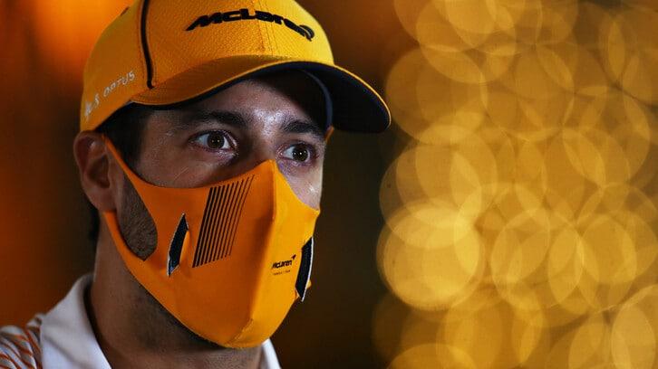 Ricciardo e l'essere Hamilton: