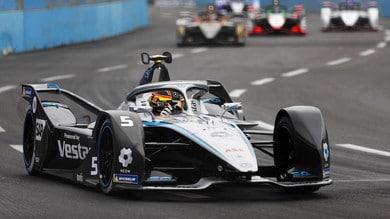 ePrix Roma: Vandoorne in pole, è ancora Mercedes
