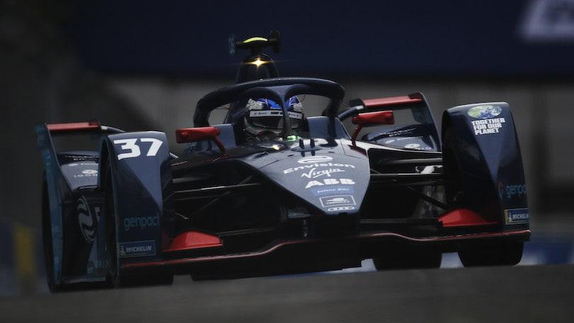 ePrix Roma, qualifica bagnata e deb alla ribalta: pole di Cassidy