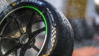 Michelin, il Pilot Sport EV grazie all'esperienza in Formula E