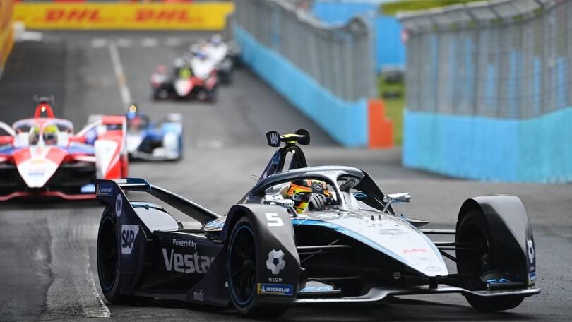 ePrix di Roma, Vandoorne e Mercedes si impongono in gara 2