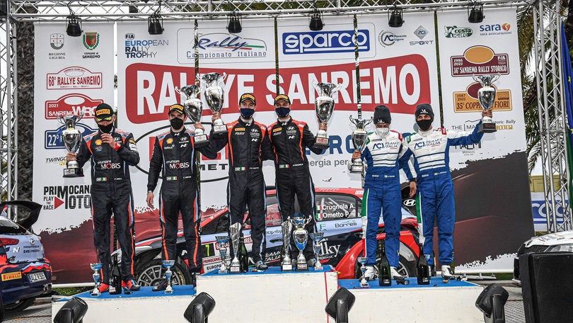 Vittoria nel dopo gara per Breen a Sanremo
