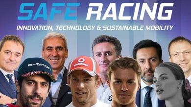 Motorsport e sostenibilità: Rosberg e Di Grassi al workshop SAFE