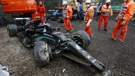 Incidente Russell - Bottas, per i giudici è incidente di gara
