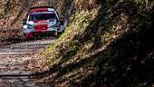 WRC, Rally Croazia: Evans il più veloce dello shakedown