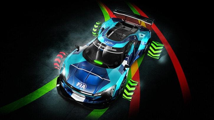 Campionato GT elettrico, la visione FIA sul futuro