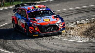 WRC, Rally Croazia: Neuville è in testa