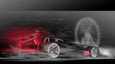 Audi, ecco il primo teaser per il ritorno a Le Mans