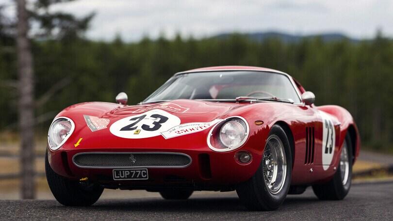 Ferrari 250 GTO, la Rossa di Phil Hill