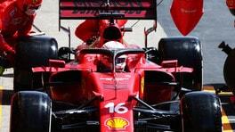 """Leclerc: """"Non so cosa è successo ma sono contento, non potevo fare di più"""""""