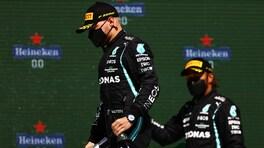 """Bottas, GP Portogallo: """"Giornata complicata: troppi problemi con i sensori"""""""