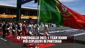 GP Portogallo, team radio del weekend: Ferrari sceglie Leclerc, Red Bull solo parolacce e...