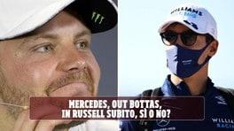 Bottas-Russell, ha senso lo scambio ora?