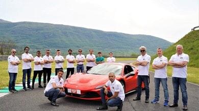 Ferrari Guinness World Record 2021, caccia al record al via