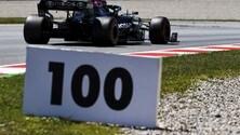 GP Spagna, la pole numero 100 di Lewis Hamilton