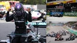 GP Spagna: la partenza e l'arrivo della gara a Barcellona