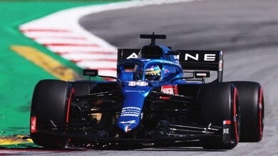 Alonso, un servosterzo da