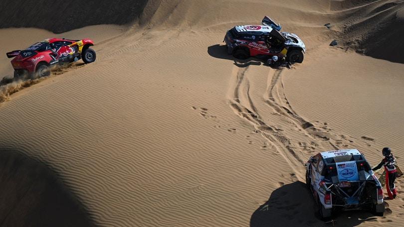 Dakar 2022, il percorso esplora l'Empty Quarter
