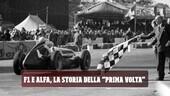 Il primo GP della F1 e la storica vittoria di Nino Farina