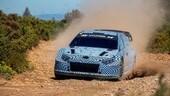 WRC, Hyundai, primo test della i20 N Rally 1